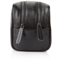 Arthur Jack Berlin Cosmetic Bag -  black-black