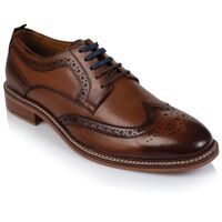 Arthur Jack Men's Remington Shoe -  tan