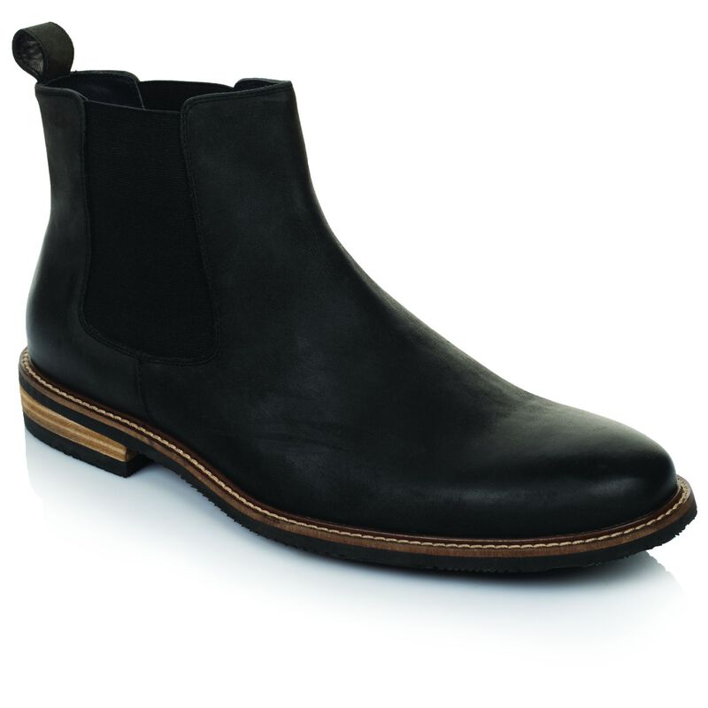 Arthur Jack Harley Boot (Mens) -  charcoal