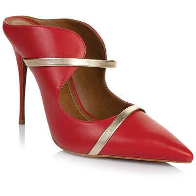 GIANNA High Court Ladies Mule