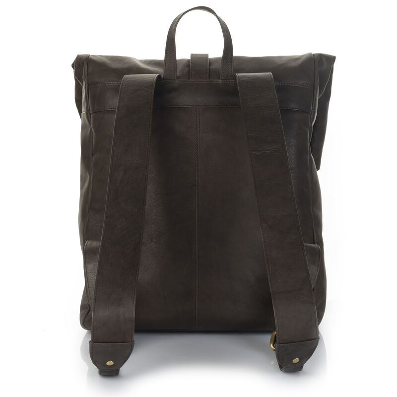 Arthur Jack Monoco Duffel Bag -  chocolate