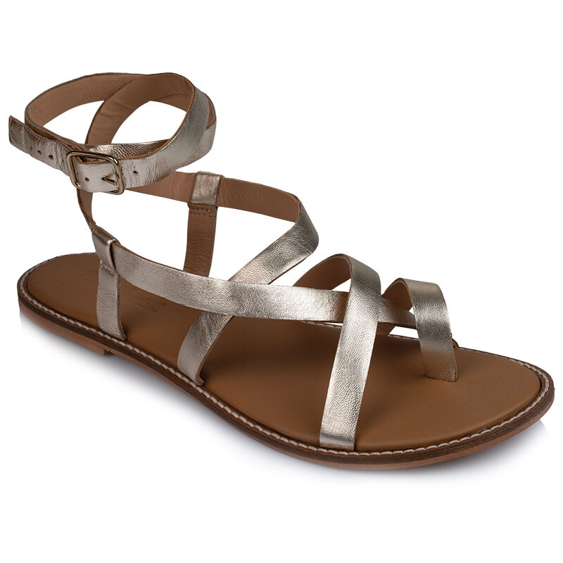 Rare Earth Ladies Anina Sandal -  gold