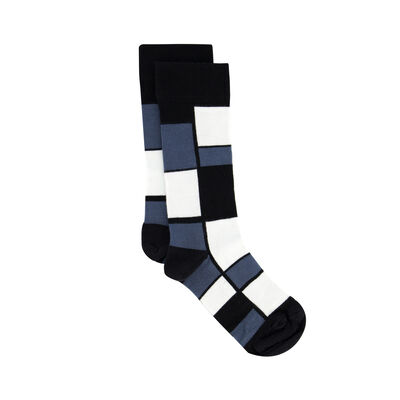 Tread & Miller Deco Square Sock