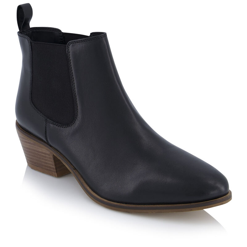 Rare Earth Ladies Taylor Boot -  black
