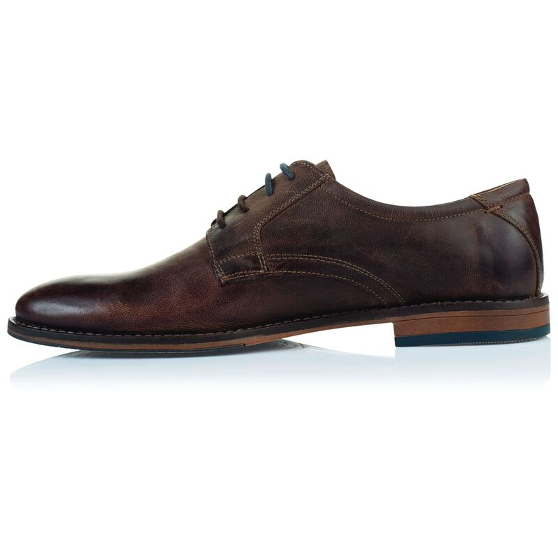 Arthur Jack Men's Evan Shoe -  chocolate