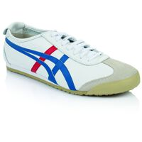 Onitsuka Tiger Men's Mexico 66 Sneaker -  white-red