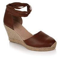 Rare Earth Ladies Chiara Wedge -  tan