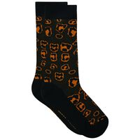 Tread & Miller Ingwe sock -  black-copper