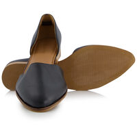 Rare Earth Nicole Shoe  -  black