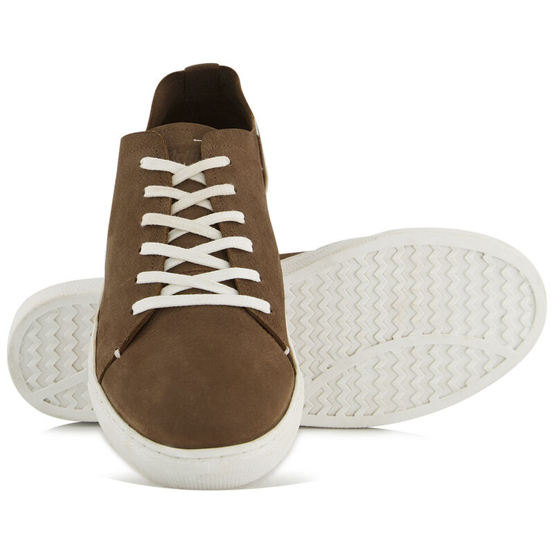 Arthur Jack Men's Sancho Sneaker -  brown