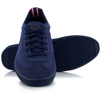 le coq Provencale II Canvas Shoe (Mens) -  navy-navy