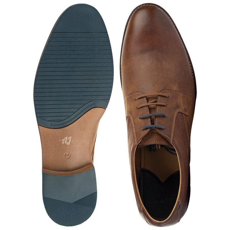 Arthur Jack Men's Evan Shoe -  tan