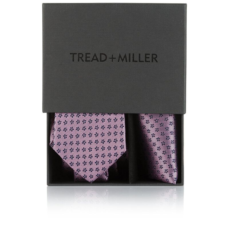 Tread & Miller Rys Set -  pink-black