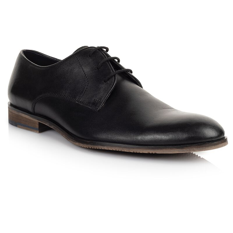 Arthur Jack Men's Chris Shoe -  black