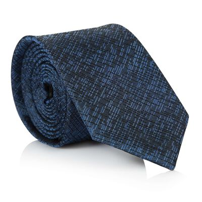 Tread & Miller Hamond Royal Men's Silk Tie