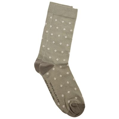 Tread & Miller Diamond Sock