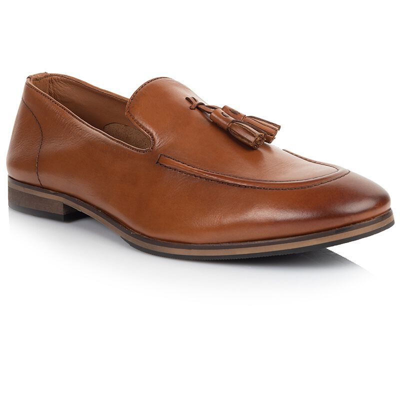 Arthur Jack Men's Tate Shoe  -  tan