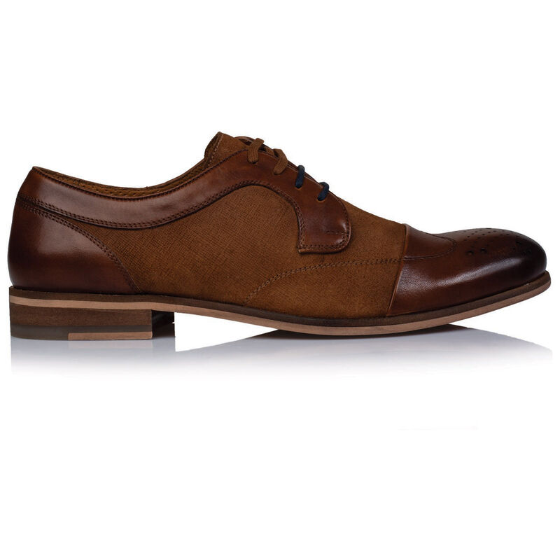 Arthur Jack Men's Indiano Shoe -  tan