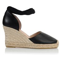 Rare Earth Chiara Wedge Heel -  black