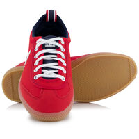 le coq Provencale II Nylon Shoe (Mens) -  red-blue