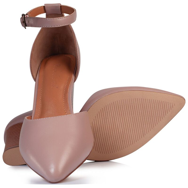 Rare Earth Ladies Karin Wedge  -  dustypink