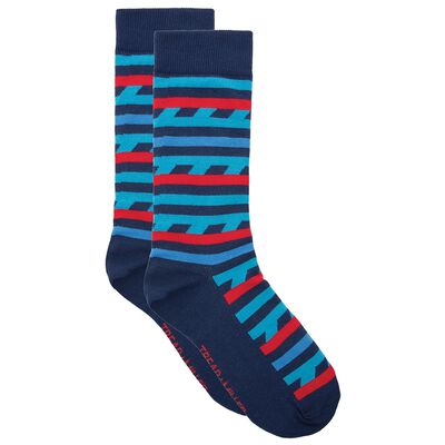 Tread & Miller Bands Sock
