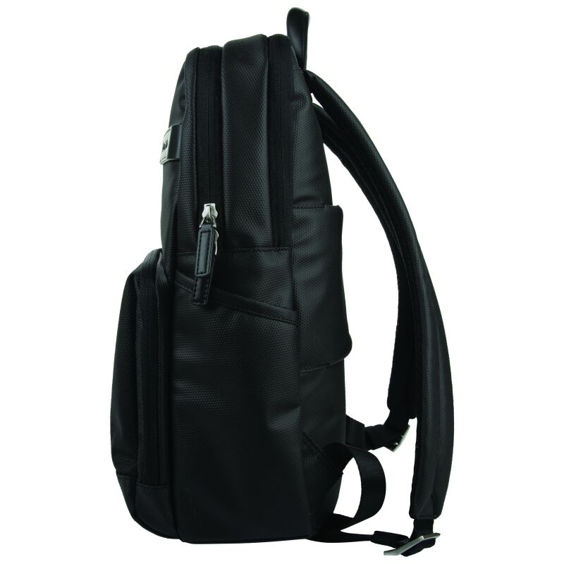 Arthur Jack Benton Backpack -  black-black